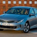 Kia Optima Plug-in Hybrid 2017 13