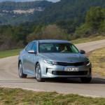Kia Optima Plug-in Hybrid 2017 14