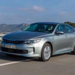 Kia Optima Plug-in Hybrid 2017 16