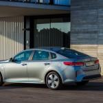 Kia Optima Plug-in Hybrid 2017 19