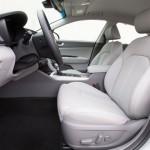 Kia Optima Plug-in Hybrid 2017 interior 02