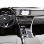 Kia Optima Plug-in Hybrid 2017 interior 03