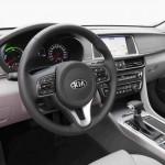 Kia Optima Plug-in Hybrid 2017 interior