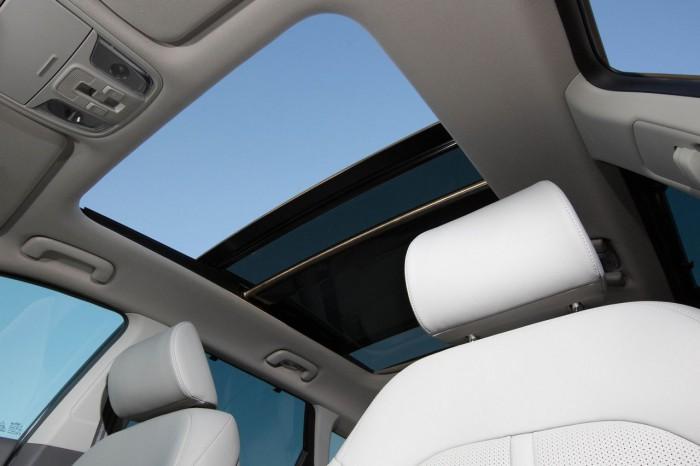 Kia Optima Sportswagon 2016 interior 07