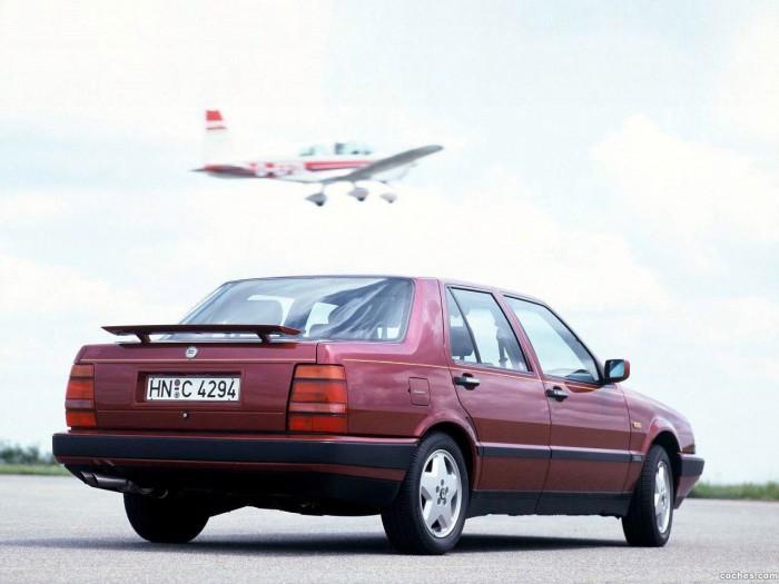 Lancia Thema 8.32 1986
