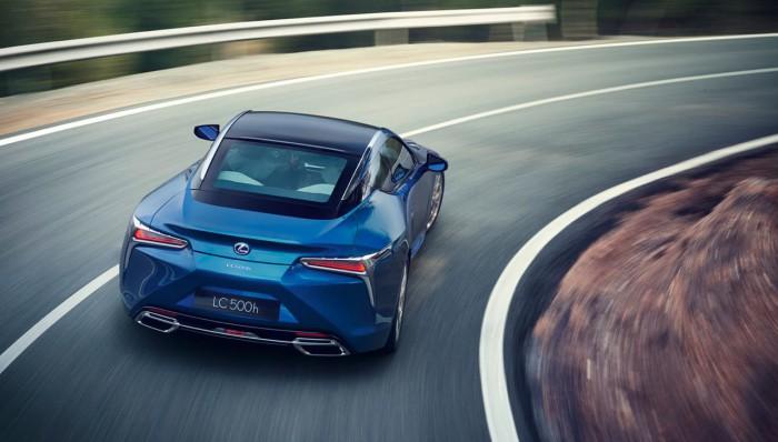 Lexus LC 500h 2017 04
