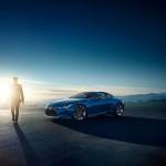 Lexus LC 500h 2017 14