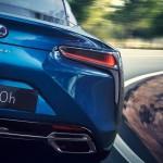 Lexus LC 500h 2017 22