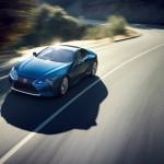 Lexus LC 500h 2017 23