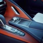 Lexus LC 500h 2017 interior 01