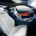 Lexus LC 500h 2017 interior 10