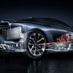 Lexus LC 500h 2017 tecnica 2