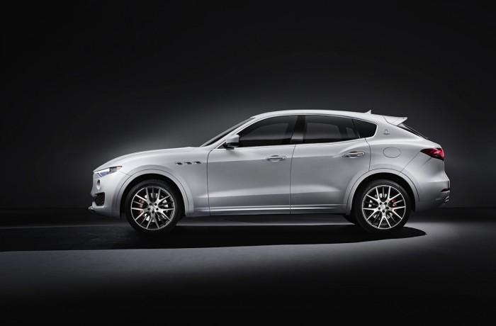 Maserati Levante 2016 lateral