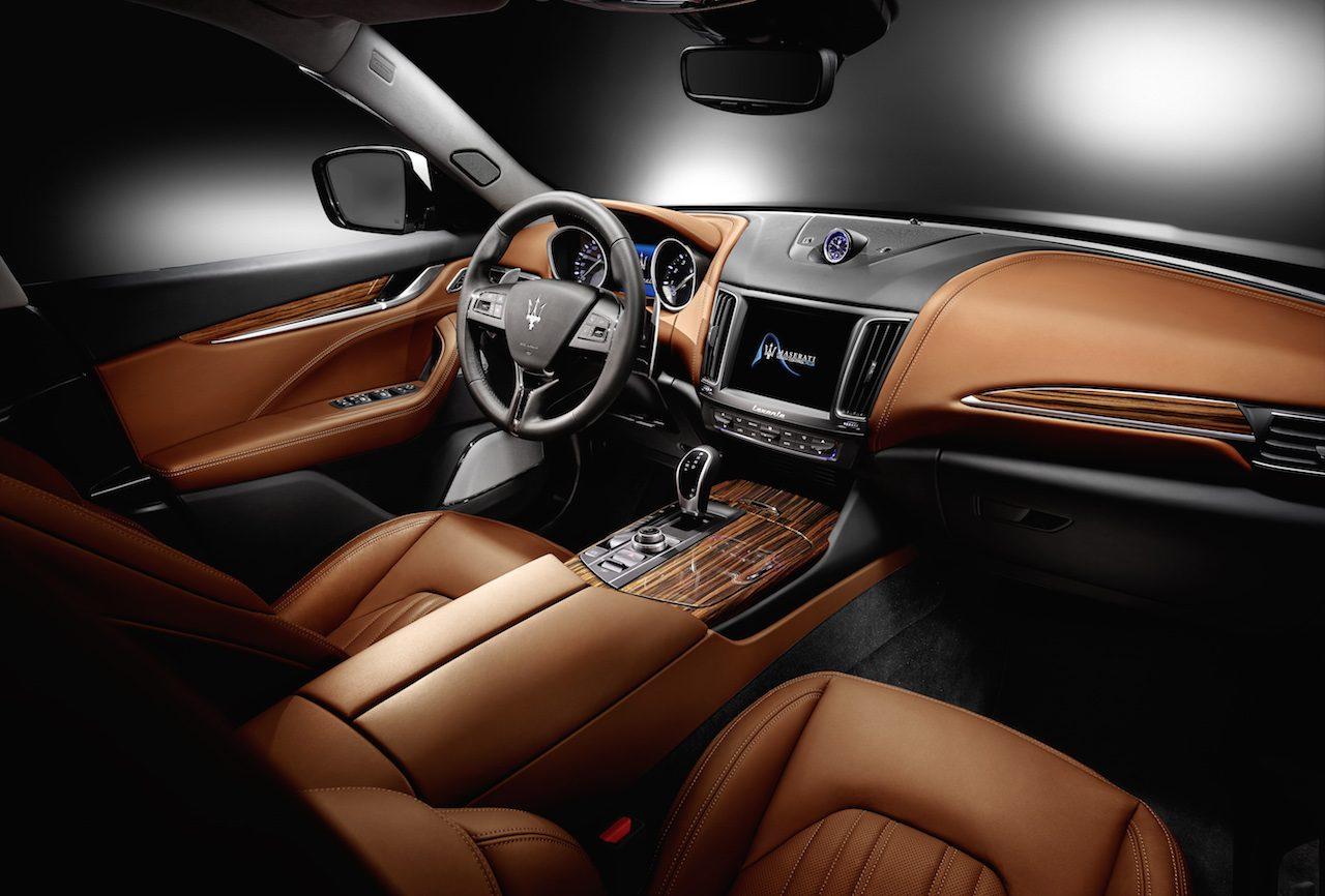 Maserati Levante 2016 El Tridente M 225 S Todoterreno