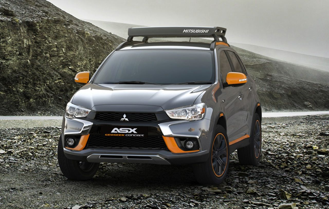 Mitsubishi L200 Y Asx Geoseek 191 Nuevos Horizontes