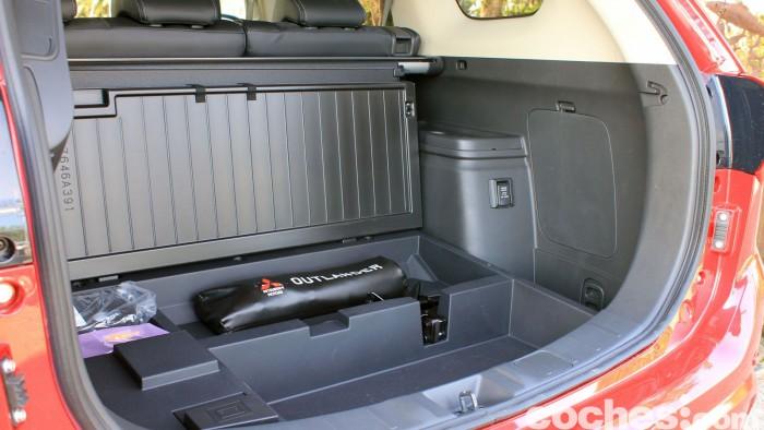 Mitsubishi Outlander PHEV 2016 prueba 30
