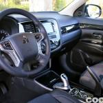 Mitsubishi Outlander PHEV 2016 prueba 34