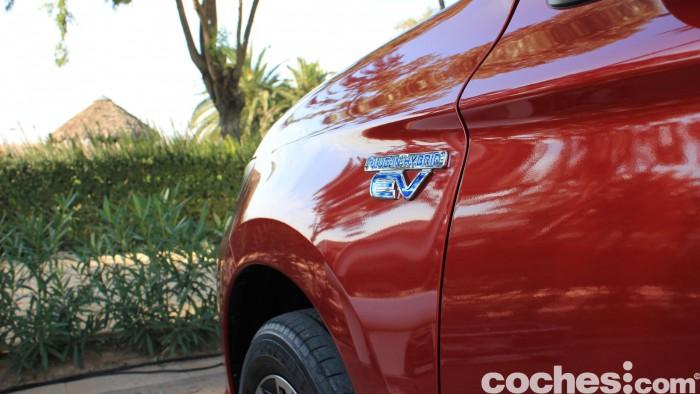 Mitsubishi Outlander PHEV 2016 prueba 39