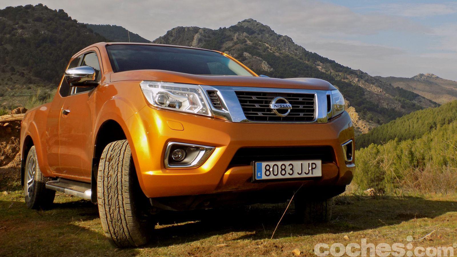 Nissan NP300 Navara, a prueba: robustez e innovación