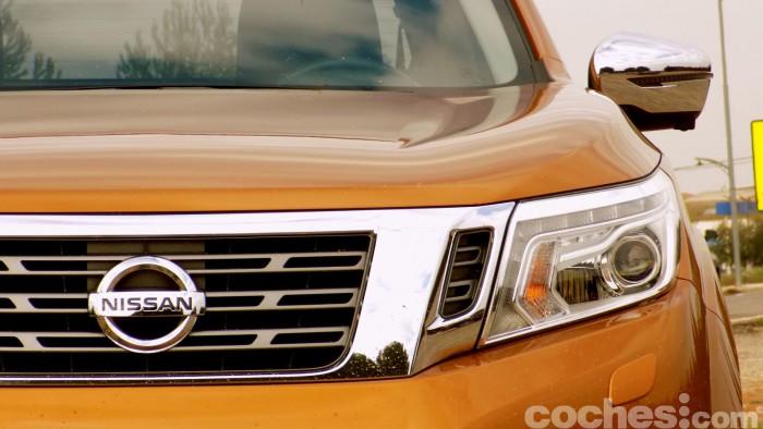 Nissan NP300 Navara 2016 prueba 22