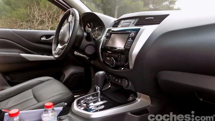 Nissan NP300 Navara 2016 prueba 31