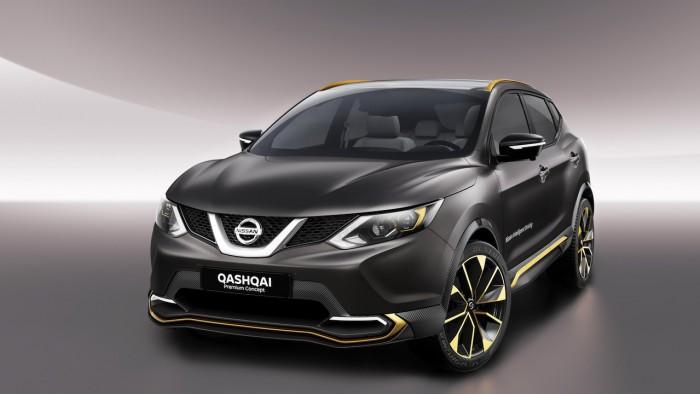 Nissan Qashqai Premium Concept 2016