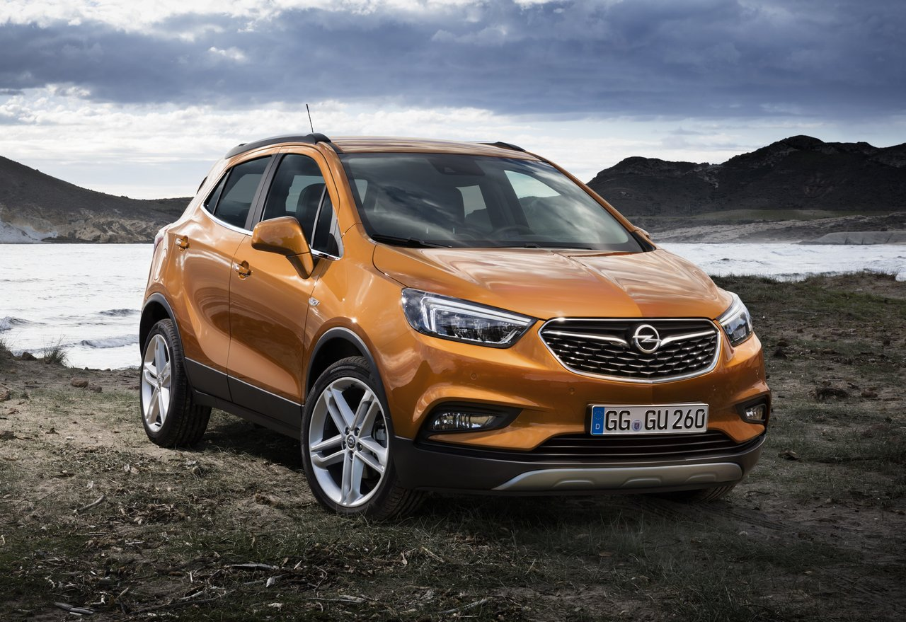 opel mokka x 2016 ligeros cambios est ticos y de nomenclatura. Black Bedroom Furniture Sets. Home Design Ideas