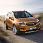 Opel Mokka X 2016