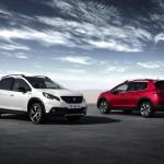 Peugeot 2008 2016 y 3008 GT Line 2016