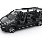 Peugeot Traveller 2016 interior 01