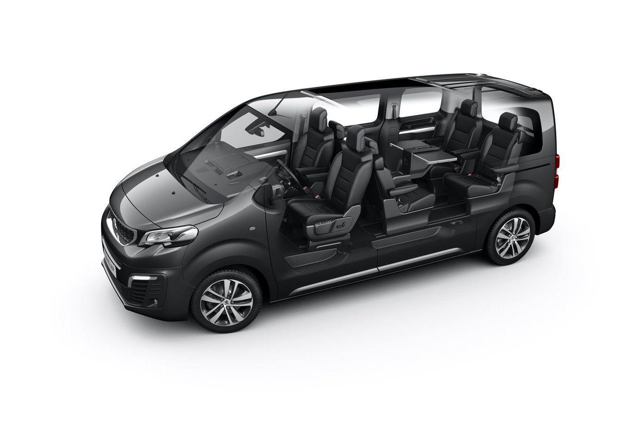 Peugeot Traveller 2016 Precios Motores Equipamientos