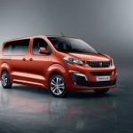 Peugeot Traveller 2016 interior 04