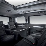 Peugeot Traveller 2016 interior 06