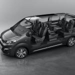Peugeot Traveller 2016 interior 07