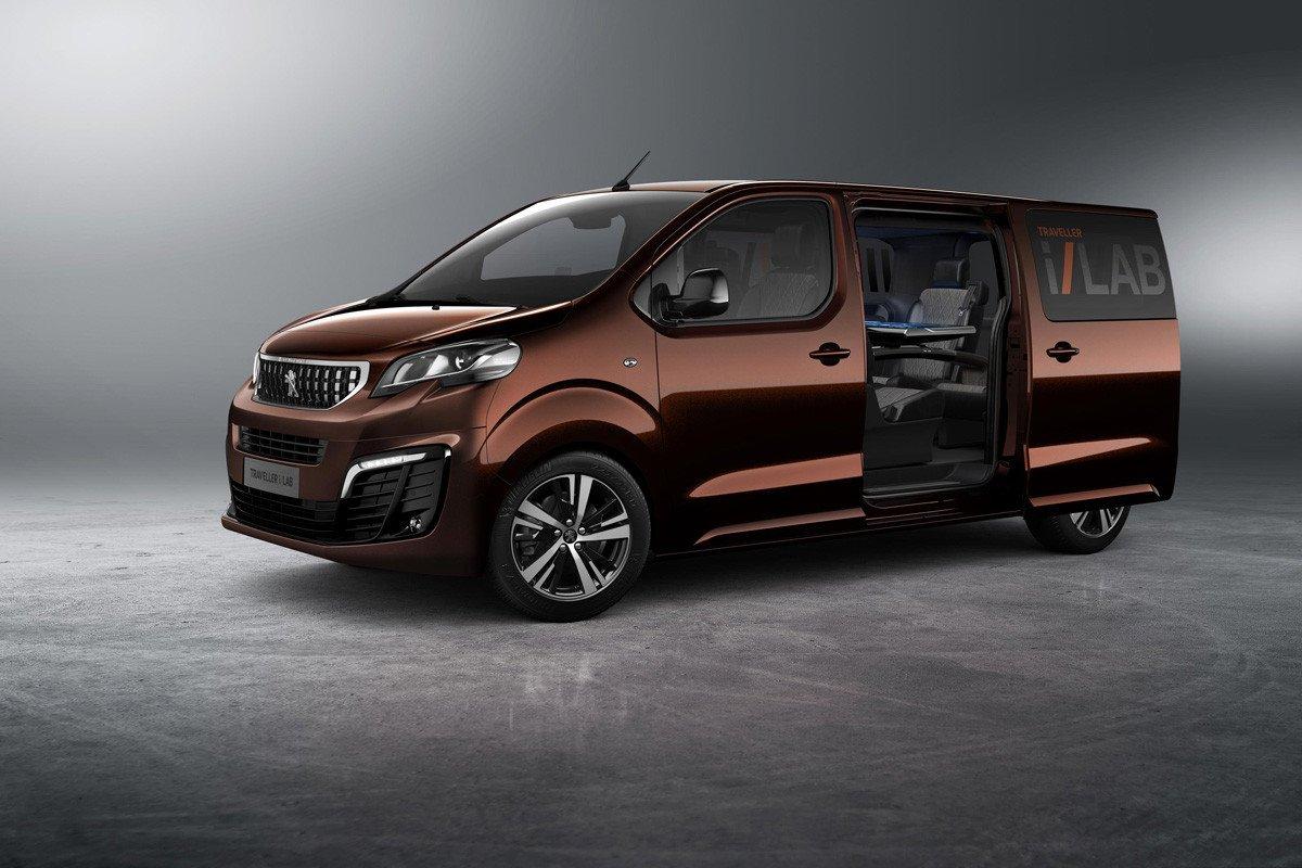 Peugeot Traveller i-Lab Concept 2016 02