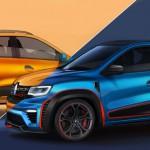 Renault Kwid dos concepts 2016