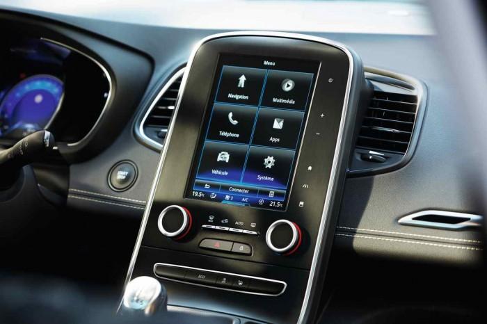 Renault Scenic 2016 interior 3