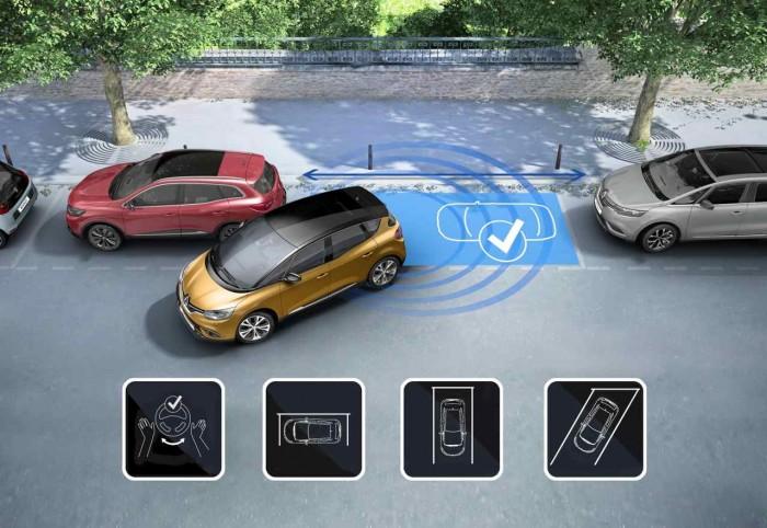 Renault Scenic 2016 tecnologia 4