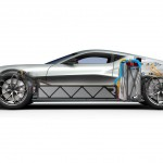 Rimac Concept One 2016 tecnica 2