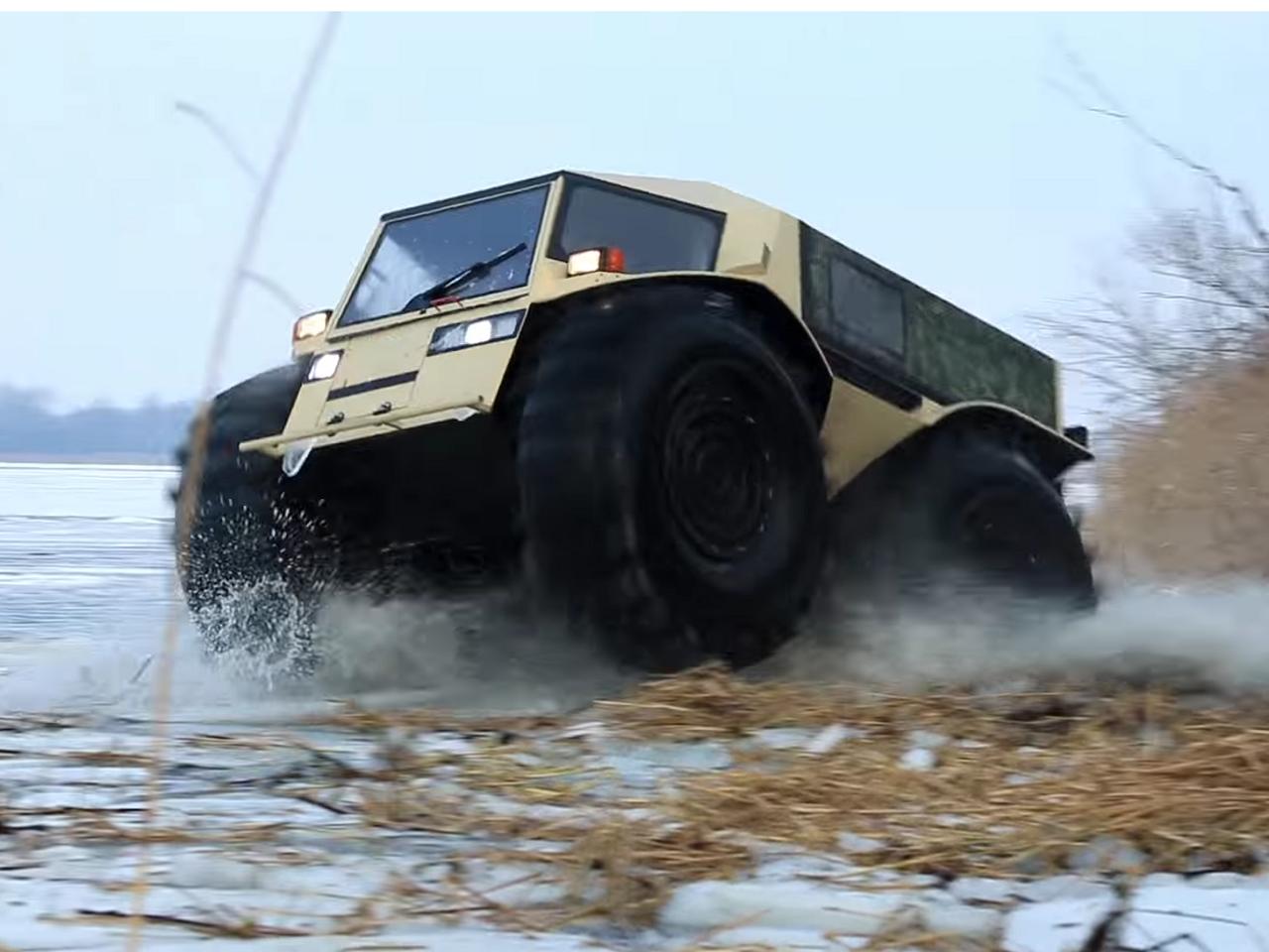 SHERP-ATV 1