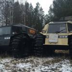 SHERP-ATV 6