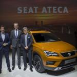 Seat Ateca 2016 presentacion  1
