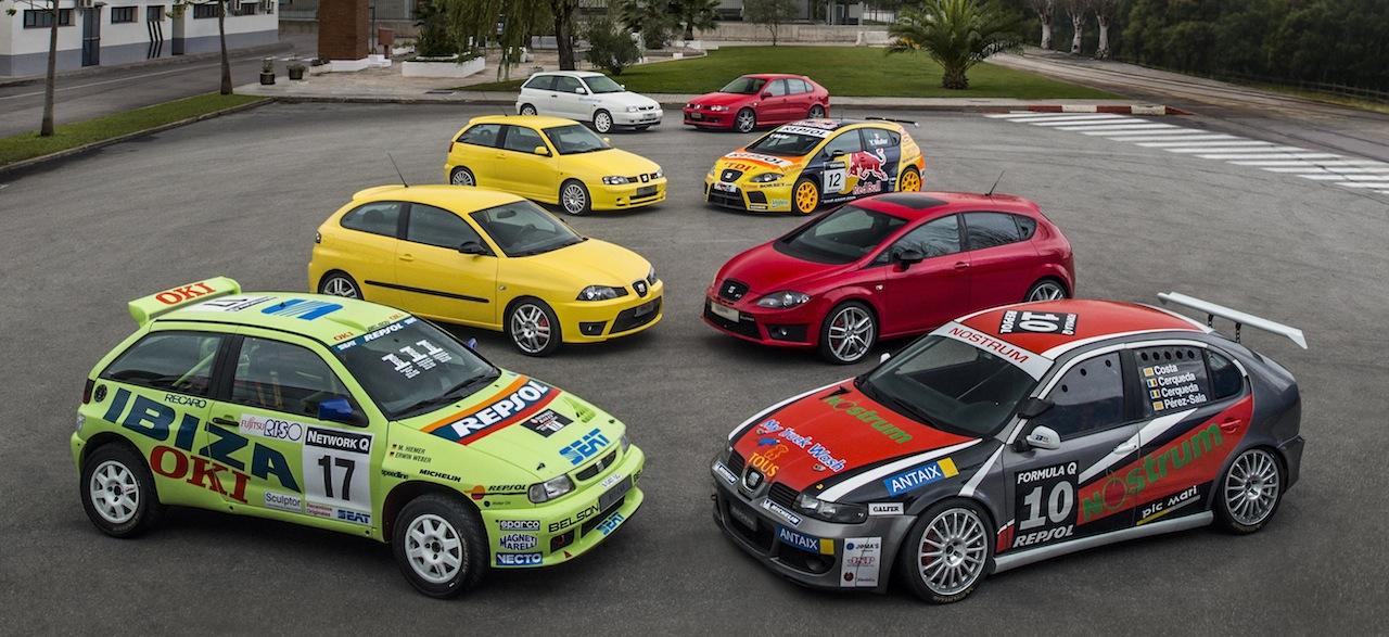 Seat Cupra modelos