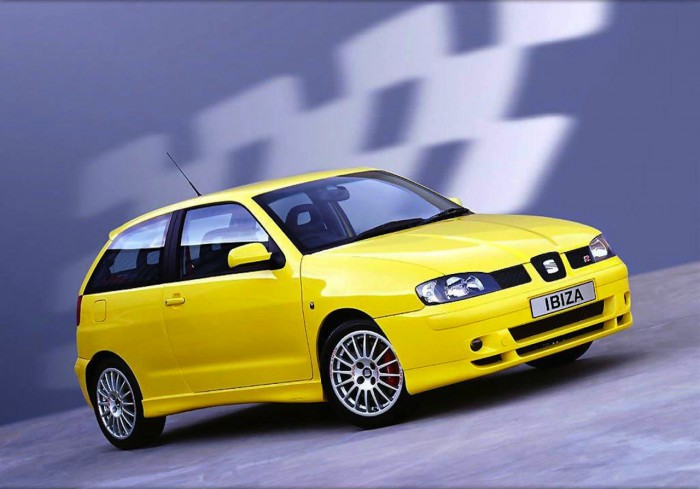 Seat Ibiza CUPRA 1.8 20VT 156 CV 2000