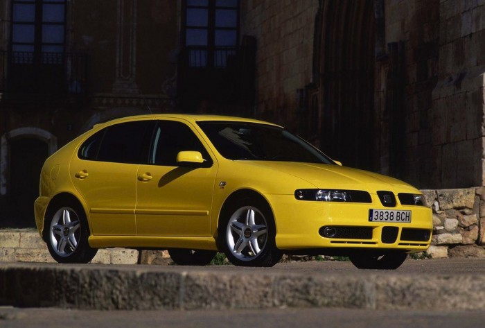 Seat Leon Cupra R 2002 210