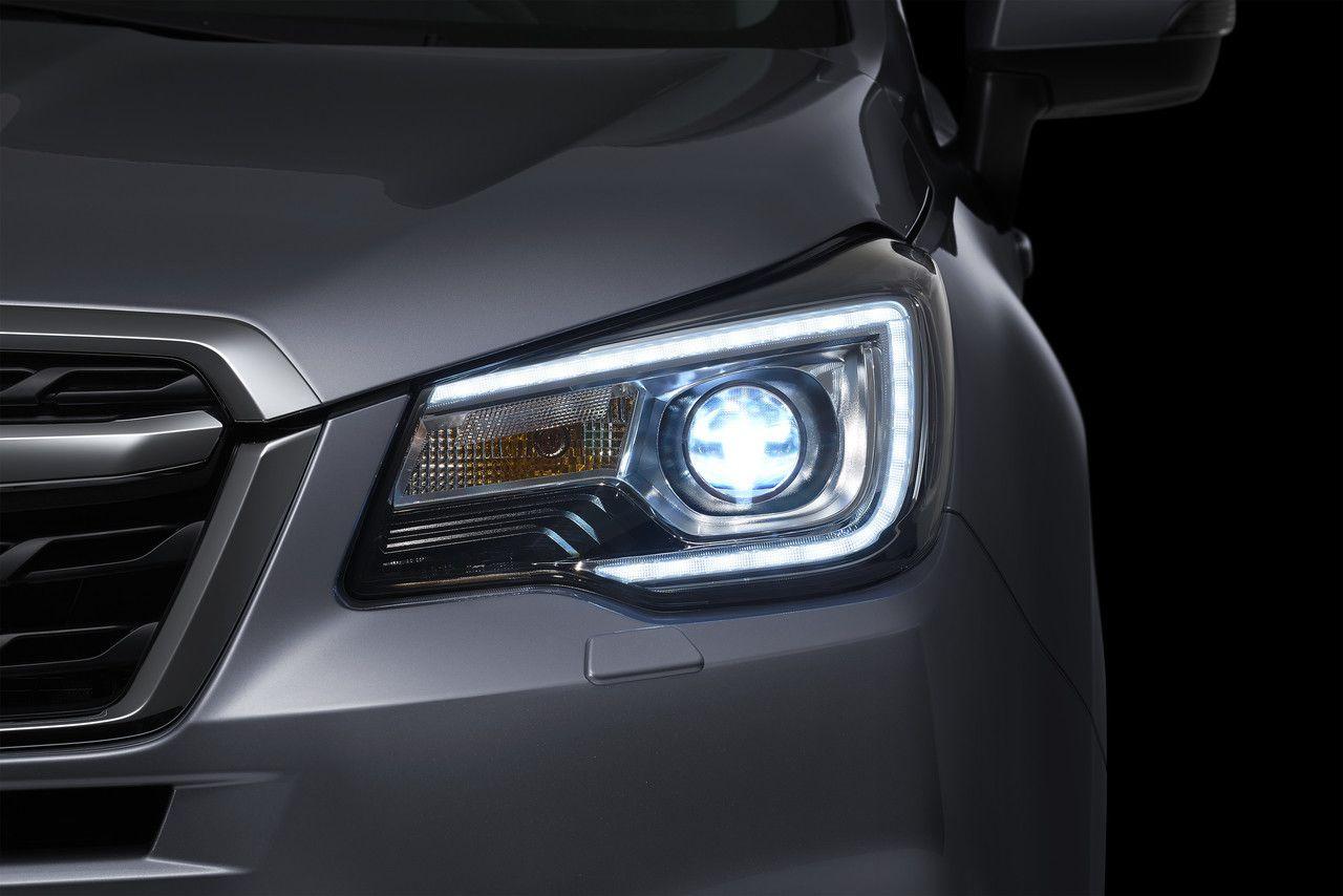 Subaru Forester 2016 faros