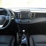 Toyota RAV4 Hybrid 2016 interior 5