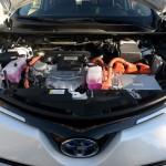 Toyota RAV4 Hybrid 2016 motor  1