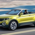 Volkswagen T-Cross Breeze Concept 2016 01