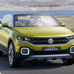 Volkswagen T-Cross Breeze Concept 2016 02